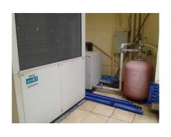 Κλιματισμός επαγγελματικών χώρων με φυσικό αέριο